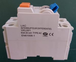 Differential switches LAC